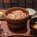 料理屋 とり匠 - 鶏ひつまぶし膳