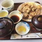 レストハウス青山 - 料理写真:人気NO1 唐揚げ定食