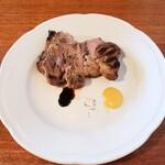 サントピアット - 豚のグリル (100g) 750円