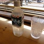 アースガーデン マルシェ - 奥多摩天然水130円