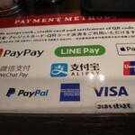 143262276 - 支払い方法も色々♪三井ショッピングカードがある場合は出しましょう!