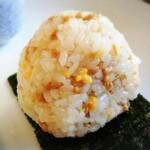 Onigirikafe - 鶏そぼろ