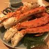 かに愛知屋 - 料理写真:ドーンと中たらばかに足