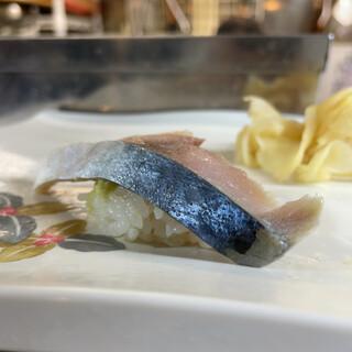 恵寿司 - サバ  おまかせ食べ放題60分2000円