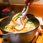 東京オーブン - お肉も野菜もたっぷり