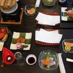 田代別館 - 料理写真:夕食