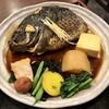 味の正福 - 料理写真:メジナの煮付け定食