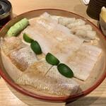 yakiuoishikawa - のどぐろ、穴子、河豚(14,000円コース)