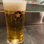 ビババンコ - 乾杯のビール