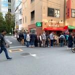 Kicchinnankai - 【2020年11月】とある日、昼間の行列。