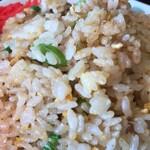 ニュー香蘭 - 炒飯アップ
