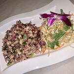 エムエム タイ - 豚挽肉のピリ辛サラダ