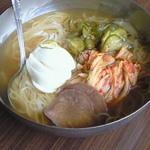 石打ドライブイン - 冷麺(750円)