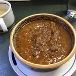 フジヤ - 豆カレー
