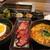 焼肉陽山道 - ビビンバとテグタンスープのランチに、追加で和牛ロースを