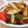 東菜館純ちゃん - 料理写真:みそカイコー飯