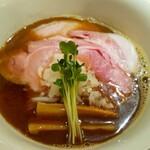 中華そば 麺壁九年 - 料理写真: