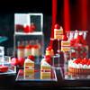 SATSUKI LOUNGE - 料理写真:サンドウィッチ&スイーツプレゼンテーション~新・ホテルでいちご狩り~