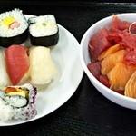みやこ屋 - 握り寿司と自家製海鮮丼