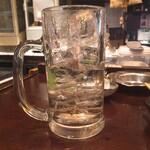 フルミチ  - 中おかわり4杯目