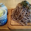 うちさわ - 料理写真:超大ざる噴火盛り830円