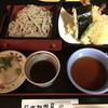 Honketsurukisoba - 料理写真:天ざるそば