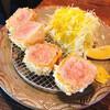 Okinawatonkatsushokudoushimabutaya - 料理写真:やんばる島豚あぐーヒレかつ
