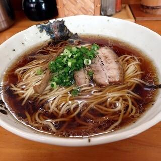 自家製麺・縁 - 料理写真:志那そば醤油