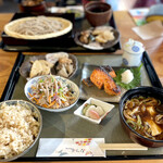 wakicchinkanna - 鮭の玄米塩麹漬焼き