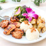 Kaila Cafe & Terrace Dining - フリフリチキンプレート
