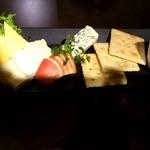 新橋ワイン食堂 NAGARE - 2012/04