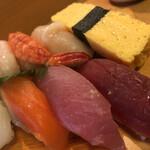 扇寿司 -