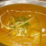 ガネーシャ - チキンカレー辛口