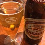おっちゃんの台所 - おっちゃんの台所(クラシックラガービール)