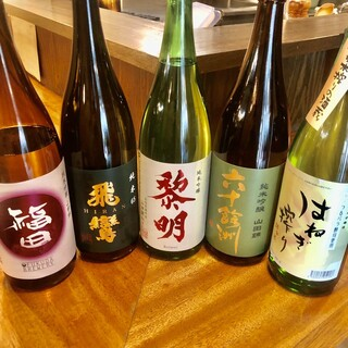 長崎日本酒