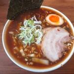 うま煮ラーメン醤 - 料理写真: