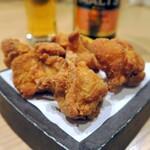 鮨 酒 肴 杉玉 - 鶏唐揚げ¥299