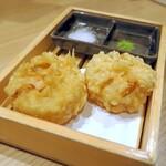 鮨 酒 肴 杉玉 - おでんの大根なのに天麩羅¥299