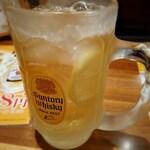 串鳥 - ハッピー泡ぁ~のハイボール。158円。