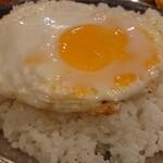アマルディープ - ・Rice,Egg