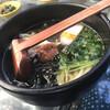 うさぎおうどん - 料理写真:梅こぶうどん