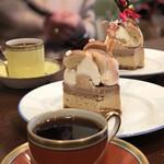 カフェ ファソン コーヒー スタンド -