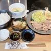 炭火焼タイガー - 料理写真:和牛上カルビ定食