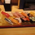 寿司あおい - 満腹握り