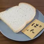 麦兵衛 - ・いるま野食パン 半斤 160円/税抜