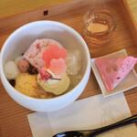 茶房AOI - 料理写真: