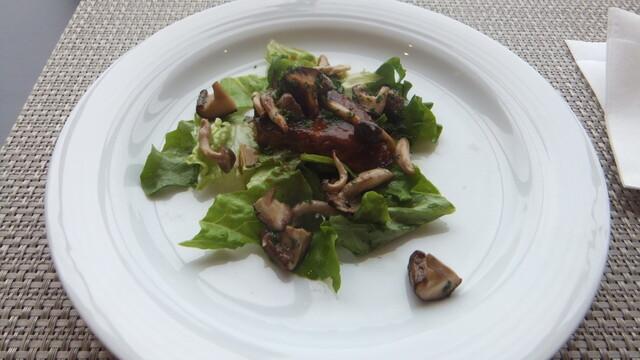 座・ガモール クラシック 鴨台食堂の料理の写真