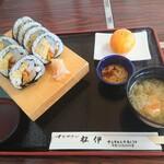 すきやきの松伊 - 料理写真:生太巻き 2,200円(税込)