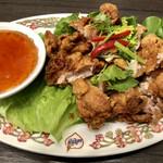 タイ国惣菜屋台料理 ゲウチャイ - タイ式チキンフライ