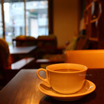 サウス・スウェル - ホットコーヒー(税込412円)